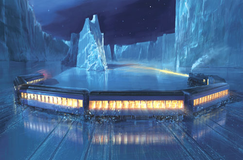 Tickets for Polar Express on sale