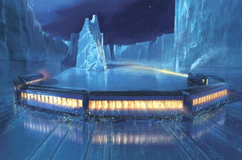 El expreso polar cine series for Expreso polar